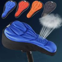 PROMO Cover Sarung Jok Sepeda 3D bahan Silicon lembut empuk nyaman