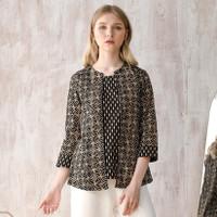 Deara - Busan Blouse Batik Wanita - Standar