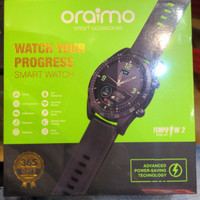 ORAIMO Smartwatch Tempo W2 OSW-20 Smartband GARANSI 1 TAHUN RESMI