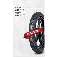 BAN MOTOR FDR TR TT 80/90-17 RAVEN