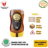 [ANTI PECAH] Quick Fresh Honey / Madu 425G (Squeeze)