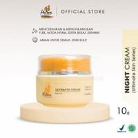 Night Cream Ultimate Helwa Beautycare (wajib konsultasi)