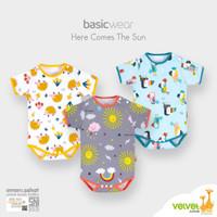 Velvet Junior Baju Kodok Jumper Segitiga Anak Bayi