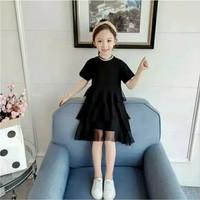 Baju Dress Anak Perempuan Import Premium 2 sampai 5 Tahun terbaru lucu