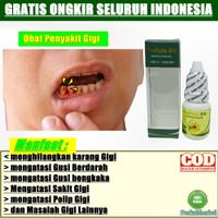 Obat Karang Gigi - Gusi Berdarah - Pemutih Gigi |Propolis SM Original