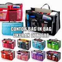 bag in bag/bag organiser/dalaman tas