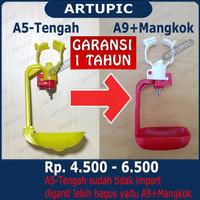 Alat Minum Nipple Drinker Ayam Petelur Broiler Puyuh A5Tengah Artupic