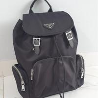 tas backpack ransel prada nylon