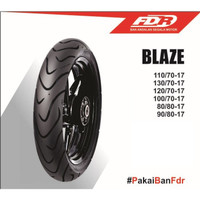 BAN MOTOR FDR TR TL 120/70-17 BLAZE