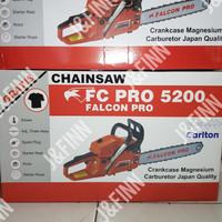 Chainsaw Falcon 5200 Bar 22 Baja