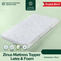 Zinus TriFold Mattress Latex Tebal 7.5cm