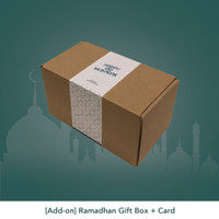 [Add-on] Ramadhan Gift Box + Card
