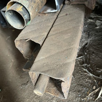 Besi hollow ulir uk 60x6