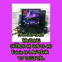 SKYBOX H1 DVBT2 HD EVINIX H-1 ANTENA TV DIGITAL