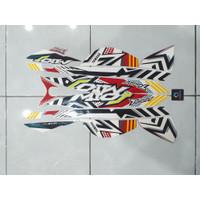 Striping Motor Yamaha Mio J Teen 2013
