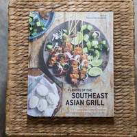 Southeast Asian Grill Cookbook