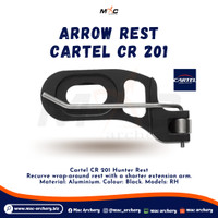 Arrow Rest Magnetic busur recurve Cartel Hunter cr 201 arrow rest bow