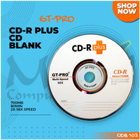 Compact Disc GT-Pro Plus (CD Kosong)