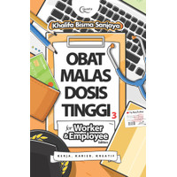 Buku - Obat Malas Dosis Tinggi for Worker and Employee Edition
