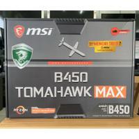 Motherboard MSI B450 TOMAHAWK MAX (AM4, b450, DDR4)