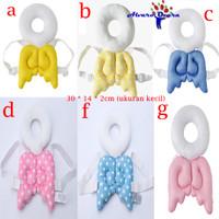 Bantal Pelindung Kepala Bayi / Bantal Anti Jatuh bayi/ tas ransel bela