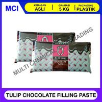 TULIP COKLAT FILLING / SELAI COKELAT ISIAN 5 KG