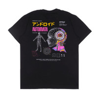 KREMLIN T-Shirt Kaos Hitam- Android - Black
