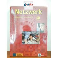 Netzwerk A1 Buku Pelajaran Bahasa Jerman Katalis 1 Set 2 Buku & 2 CD