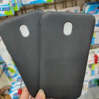 Slim Black Carbon Soft Case J7Pro J5Pro J3Pro Ip 6 4 oppo F3 Redmi 4X