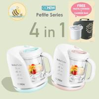 Oonew Baby Puree 4 in 1 Petite Series Baby Food Processor