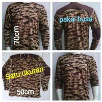 Baju Kaos PDL Loreng Pramuka