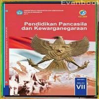 PARSEL RAMADAN PAKET SMP KELAS 7/VII PPKN KEMDIKBUD