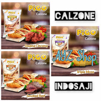 Calzone Pizza Buntal PiGo Pizza Goreng (Gojek/Grab)