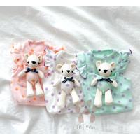 Petpaw Baju Anjing Pocket Teddy Top Premium Import