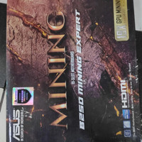 ASUS B250 Mining Expert 19X GPU Mining - 19 Slot