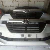 Bumper depan Toyota Avanza 2017 Type G