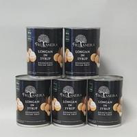 Frutaneira Longan In Syrup / Buah Kelengkeng Kaleng / 565 gram gr G