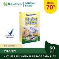 Natures Plus Baby Plex Animal Parade