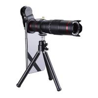 Lensa HP Telescope Telephoto Lens 22X Zoom Monocular Mobile Phone