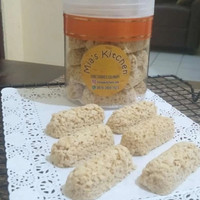 crunchy oats bars (toples)