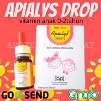 Apialys Drop 10mL Vitamin Bayi Vitamin Anak Tingkatkn Daya Tahan Tubuh
