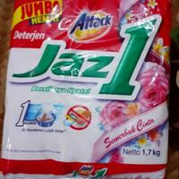 Attack Deterjen Jazz 1 cinta 1,7kg