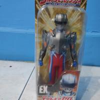 UHS Ultraman Zero Tector Gear EX Bandai Softvinyl
