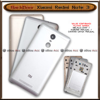 BackDoor Tutup Casing Belakang HP Xiaomi Redmi Note 3 Cover