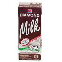 Susu Diamond Milk UHT 200ml 1pcs
