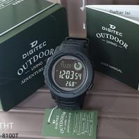 Jam Tangan Pria Digitec Outdoor DG8100 DG 8100 Original