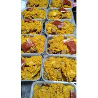 Ayam Ungkep Kampung bumbu Kuning / lengkuas