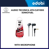 Audio Technica ATH-CLR100iS SonicFuel with MIC