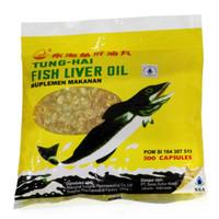 Fish Oil Vitamin Minyak Ikan untuk Anjing Kucing