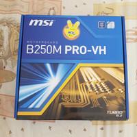 Motherboard MSI B250m Pro VH Pin Bent